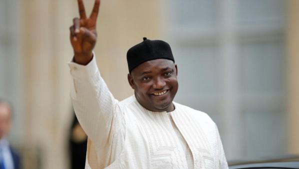 Adama Barrow, président gambien: «Nous avons signé un traité de sécurité avec le Sénégal»