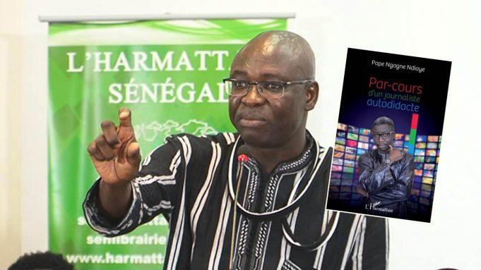 Regardez « Massamba Gueye explique les contours du  »Par-cours d'un journaliste autodidacte »