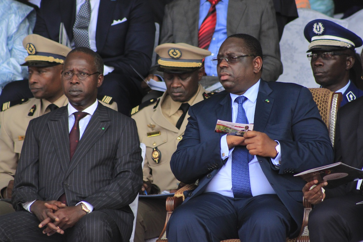 Apr Guédiawaye: Macky convoque les responsables, dont Aliou Sall