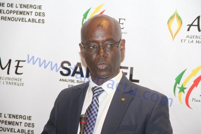 Révélations de la Lettre du continent: Comment Total a fait éjecter l'ancien ministre de l'Energie Thierno Alassane Sall