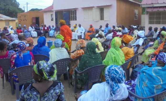 Législatives de 2017 : la CCB de Sanoussi Diakité en ordre de bataille pour la victoire de BBY à Kolda