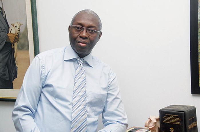 Mamadou Lamine Diallo s'intéresse à la confection et à la distribution des cartes d'identité biométriques