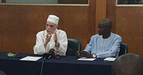 Conférence de presse Louis Lamotte et Mbaye Diouf Dia : Dénonciation du fichier des élections…