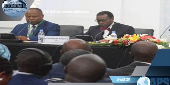 Infrastructures : 60% des besoins de financement en Afrique mobilisés (Président Bad)