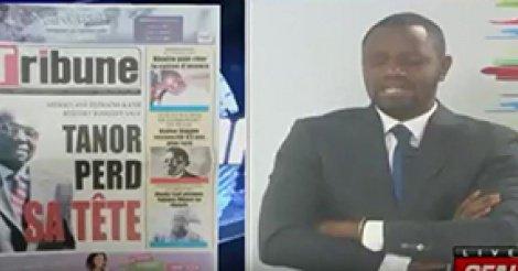 Revue de Presse SenTv du Jeudi 07 Decembre 2017 avec Mame Mbaye Ndiaye