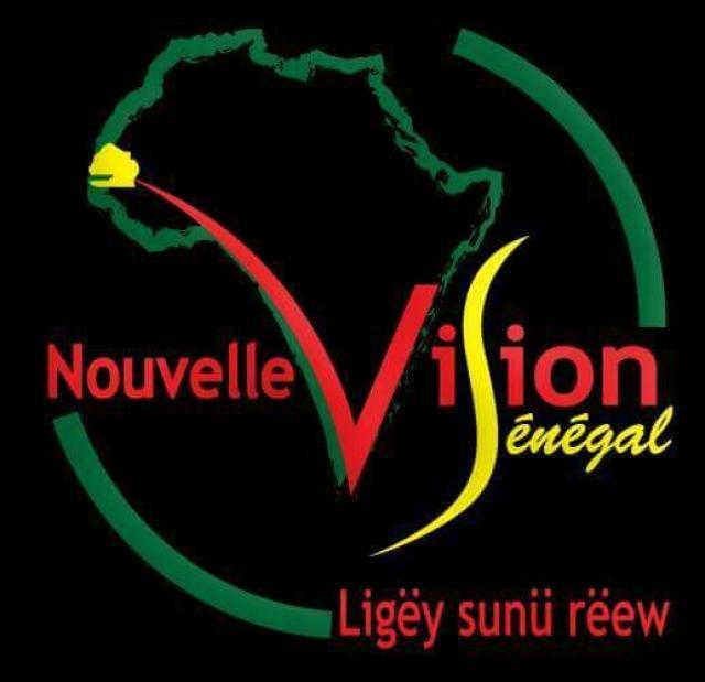 Communiqué de Presse de Nouvelle Vision pour le Sénégal