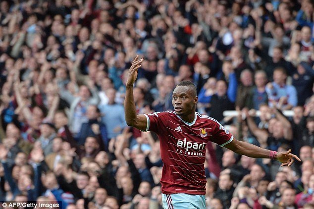 Transfert : Signature imminente de Diafra Sakho à Crystal Palace