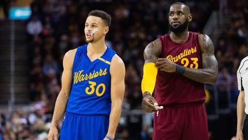 All Star Game : James et Curry en tête des votes