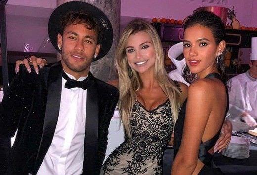 anniversaire neymar photos