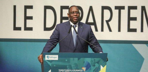 """Forum économique - """"Rufisque, Principal bénéficiaire des grands projets du Pse"""" (Macky Sall)"""