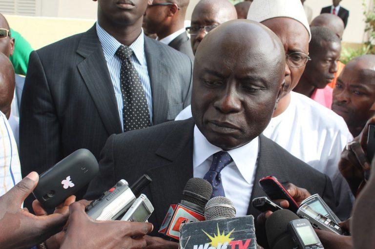 """Idrissa Seck : """"Ma première préoccupation : remettre de l'ordre dans la gestion de l'État"""""""