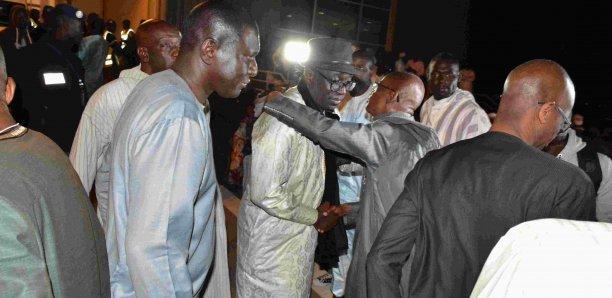 La dépouille d'Habib Faye est arrivée à Dakar