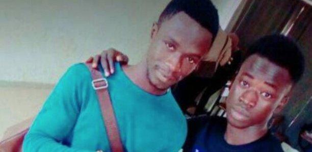 Aujourd'hui l'Université Gaston BERGER de Saint Louis du Sénégal a été le lieu d'une répression policière