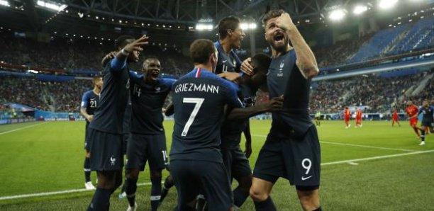 CM-2018 : Les Bleus en finale de la Coupe du monde après une demie maîtrisée contre la Belgique