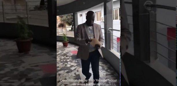 Youssou Ndour offre 2 millions à Kouthia