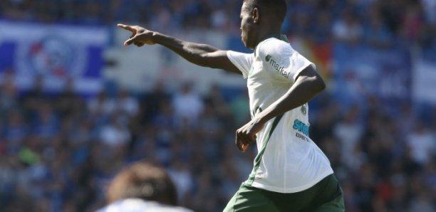 Saint-Etienne: Makhtar Gueye a encore marqué