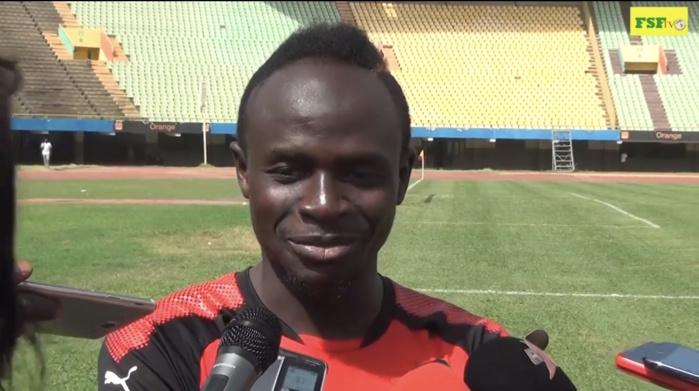 Sadio Mané : « Je suis conscient que ça fait longtemps que je n'ai pas marqué mais (...) Un pays comme le Sénégal doit avoir une pelouse meilleure que celle-là »