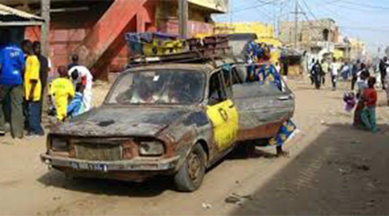 Un chauffeur de Clando tué à DarouSalam