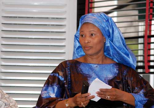 Présidentielle de 2019 : Aissata Tall Sall investie samedi prochain