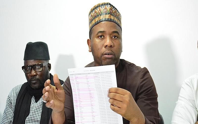 Bougane Guèye : «Les données de Gueum Sa Bopp ont été copiées et manipulées»