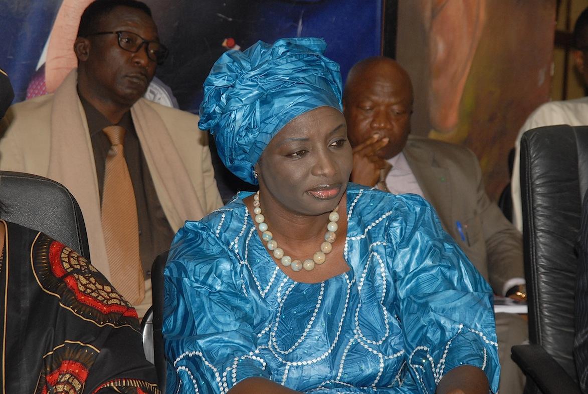 """Aminata Touré à l'opposition : """"La politique c'est beaucoup d'efforts, c'est de l'endurance, mais aussi une réalité du terrain."""""""