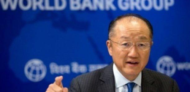 Banque mondiale : Démission du président Jim Yong Kim