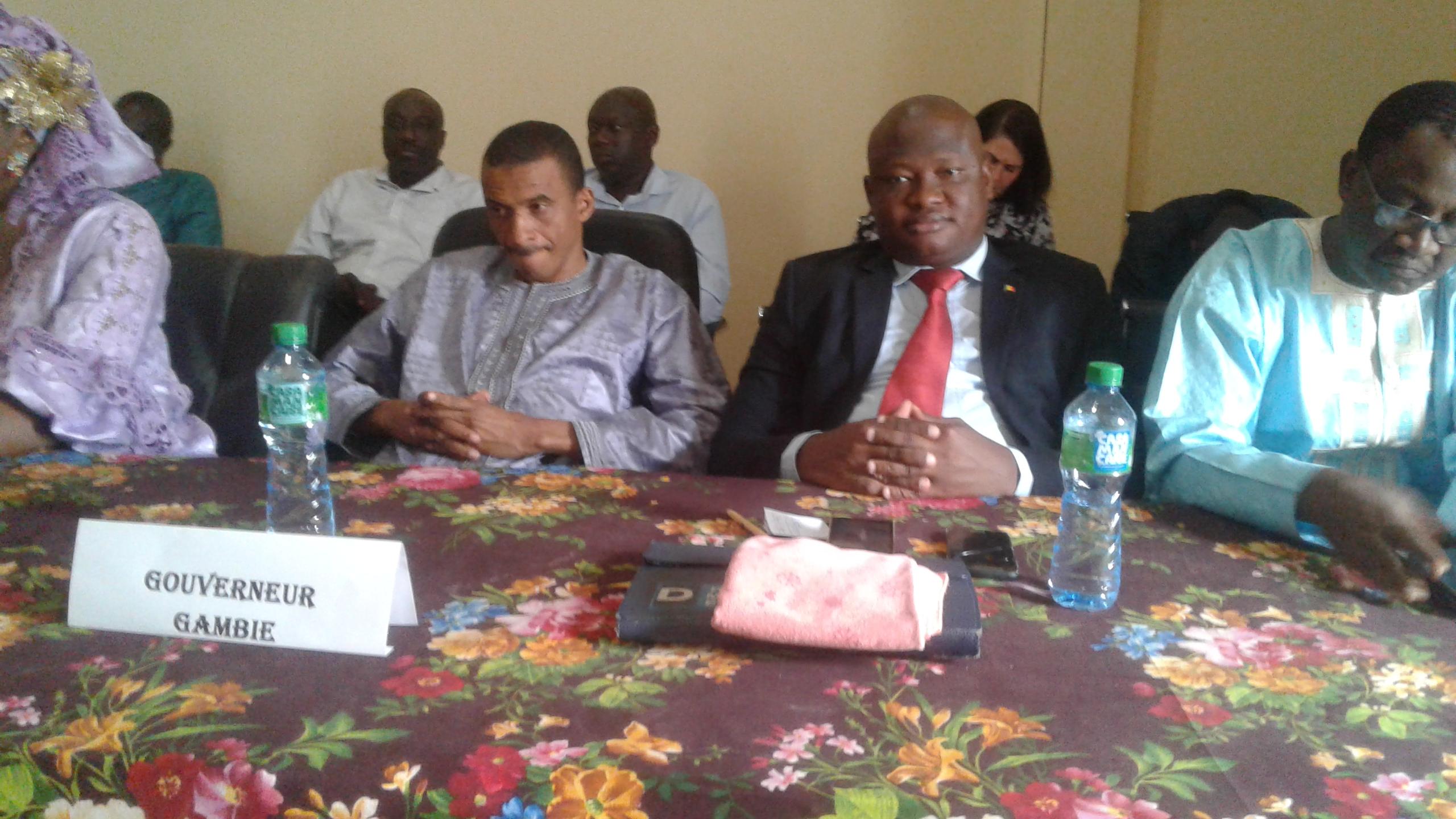 Atelier senegambien sur la préparation de la couverture universelle en moustiquaire imprégnée à longue durée d'action