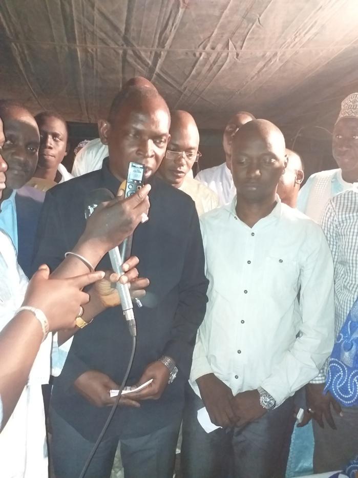 Ralliement à Wack Ngouna : Abdou Koma Ba du PDS rejoint le navire Républicain