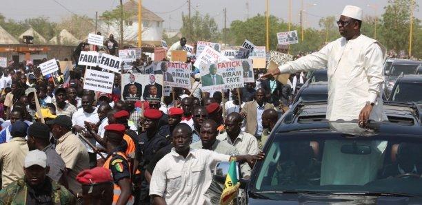Présidentielle 2019 : Macky Sall ouvre sa campagne à Mbacké