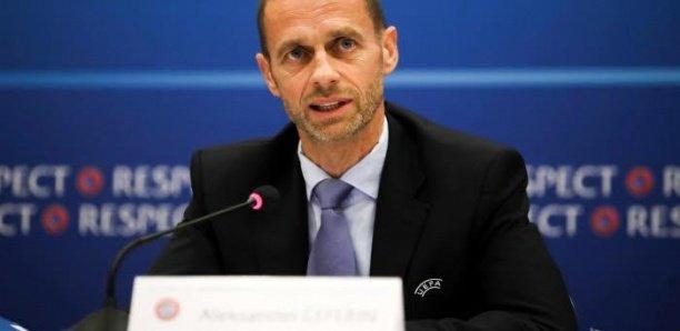 UEFA : Ceferin réélu à la présidence jusqu'en 2023 (Officiel)
