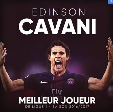 Ligue des champions : Edinson Cavani (PSG) forfait à l'aller et au retour contre Manchester United