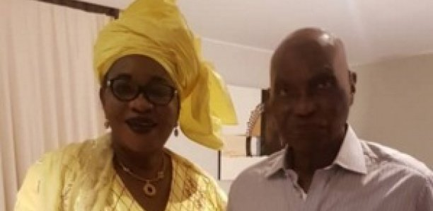 Terrou Bi : Me Wade reçoit Aïda Mbodj