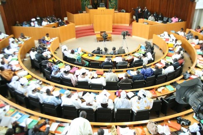 Ne touchez pas à l'Assemblée nationale !