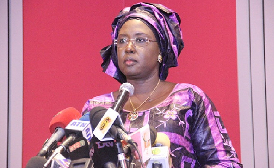 Maïmouna Ndoye Seck : « C'est clair que Macky Sall fera deux mandats »