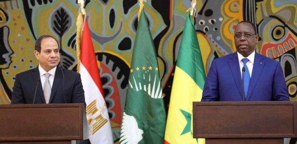 Coopération sénégalo-égyptienne : Al Sisi et Macky Sall signent de nouveaux accords