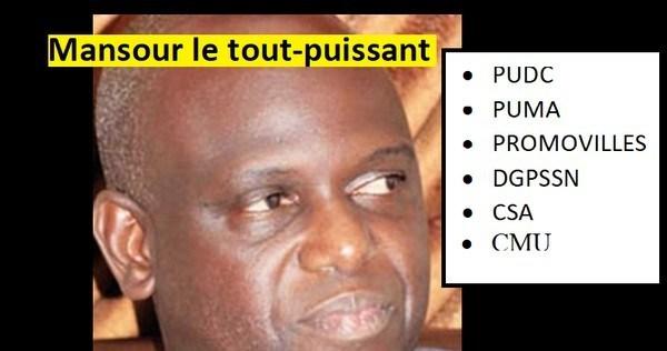 1000 milliards à gérer, Mansour Faye est devenu le plus puissant des…Ministres