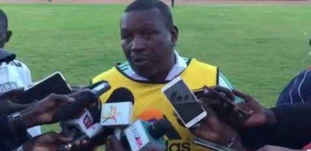 """CAN U17-Malick Daff : """"Le Sénégal n'est pas encore éliminé"""""""