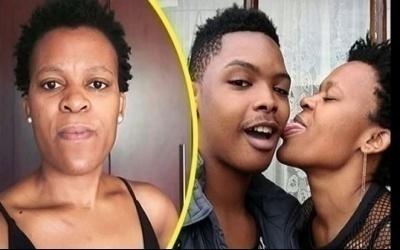 Zodwa Wabantu : La danseuse qui ne porte pas de slip fait une demande en mariage à son petit ami, 24 ans