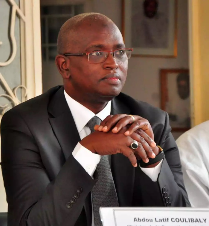 Mairie de Sokone : Abdou Latif Coulibaly déclare sa candidature
