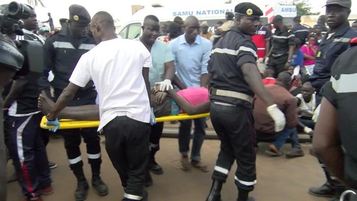 Accident Nioro : Le bilan passe de 5 à 8 morts, avec une trentaine de blessés