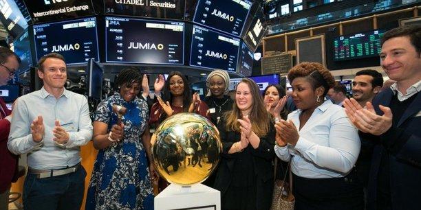 La boutique en ligne Jumia au cœur d'un scandale financier à Wall Street