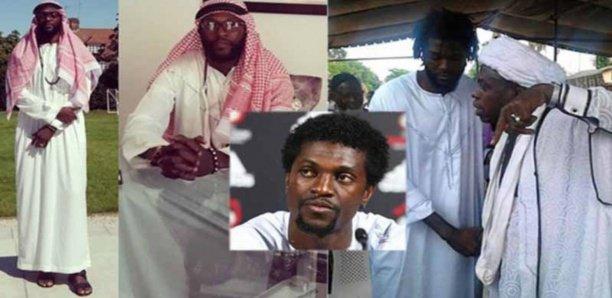 "Emmanuel Adebayor : ""Jésus m'a guidé vers l'Islam"""