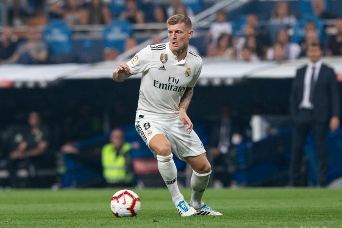 Officiel : Tony Kroos prolonge son contrat au Real Madrid jusqu'en 2023