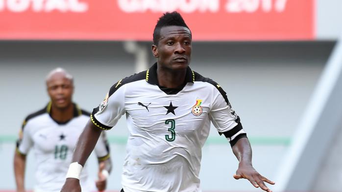 GHANA : Gyan Asamoah annonce sa retraite internationale.