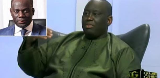 """Alioune Sall: """"Pour élection yi, and ak Malick Gackou moma gueuneul am..."""""""