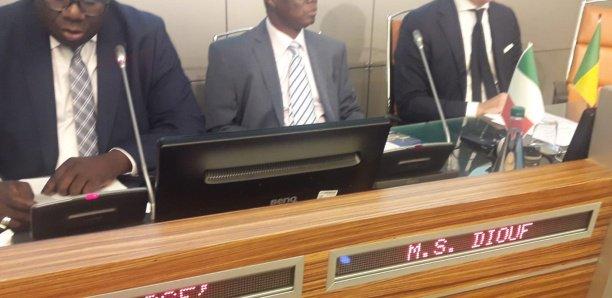 3e Forum du Bureau économique du Sénégal en Italie