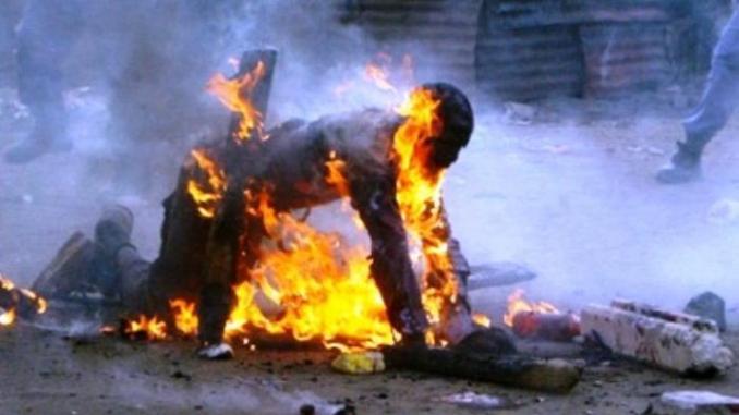 Koungheul : Un malade mental s'immole par le feu