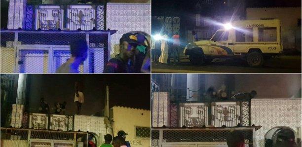 FASS : Le compteur électrique du domicile de Ameth Khalifa Niasse prend feu