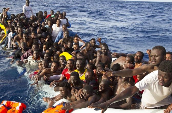 Emigration clandestine- Boubacar Sèye, Horizon sans frontière