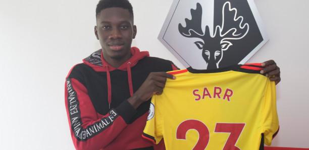 Transfert: Ismaïla Sarr quitte Rennes pour Watford (Officiel)
